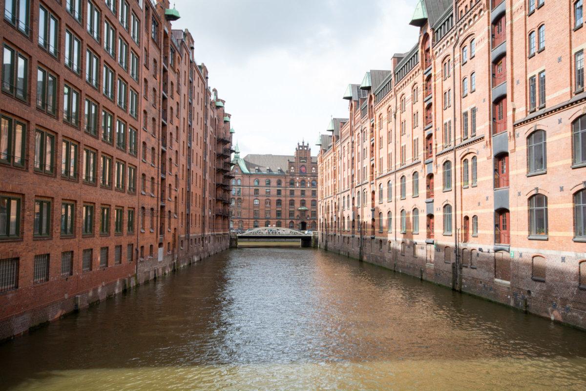 Hamburg Kontor Kanal
