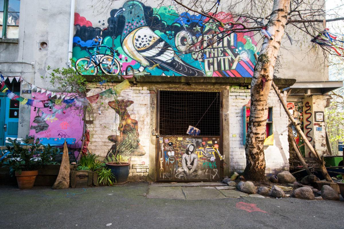 Hamburg Grafiti